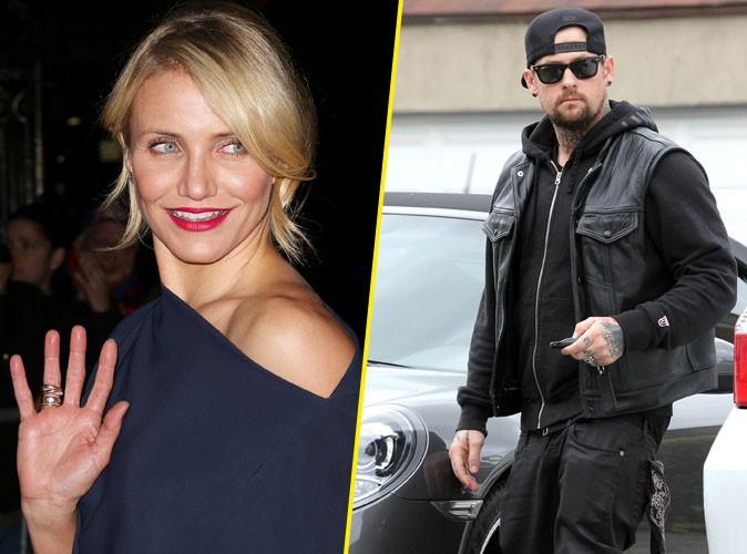 Cameron Diaz : elle est bien en couple avec Benji Madden... La preuve !
