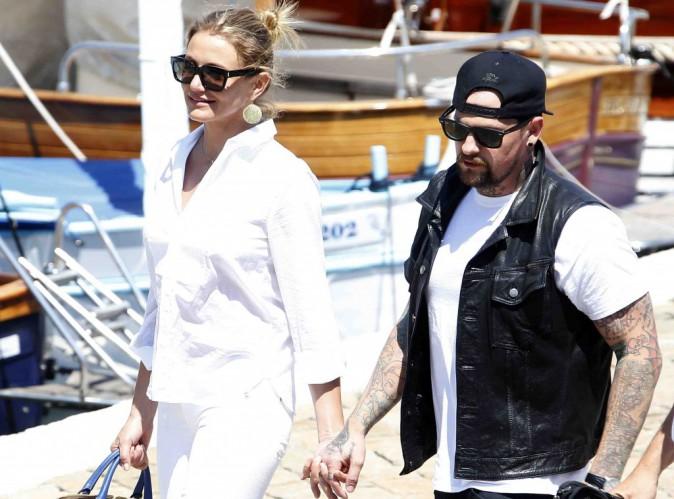 Cameron Diaz et Benji Madden : un mariage début 2015 ?