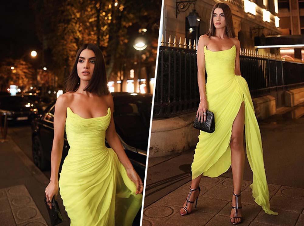 Camila Coelho VS Blake Lively : Qui porte le mieux la robe Oscar de la Renta  ?