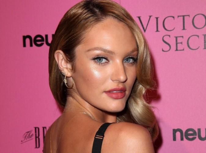Candice Swanepoel : la bombe de Victoria's Secret a fêté ses 23 ans en affichant toute sa lingerie...