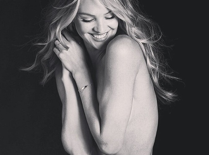 Candice Swanepoel : toujours aussi sexy, le top s'affiche topless !
