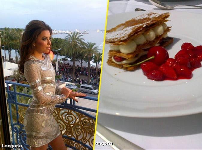 Cannes 2012 : Eva Longoria : devinez quel est l'un de ses desserts français préférés !