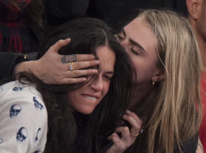 Cara Delevingne et Michelle Rodriguez en couple ? De nouvelles photos explicites viennent d'être dévoilées !