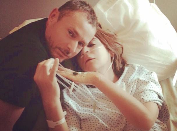 Carine Roitfeld : à l'hôpital depuis 3 semaines !