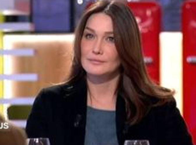"""Carla Bruni à propos de Nicolas Sarkozy : """"J'ai peur qu'il meure, tout d'un coup, qu'il tire trop sur la corde"""""""