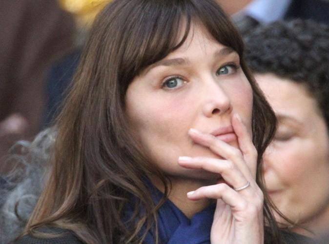 Carla Bruni : elle attendrait un garçon !