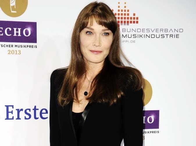 """Carla Bruni s'exprime sur la mise en examen de Nicolas Sarkozy : """"C'est douloureux pour ma famille""""..."""