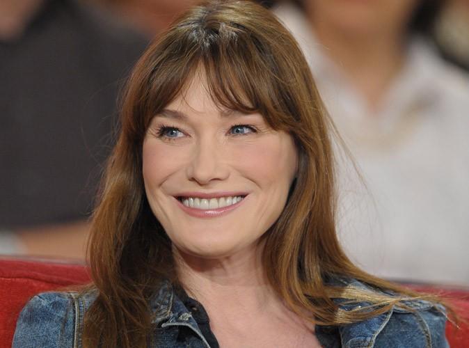Carla Bruni : son rôle de première dame lui manque-t-il ? Elle répond !