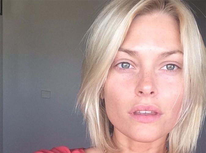 Caroline Receveur : comme Nabilla, elle se dévoile sans make-up !