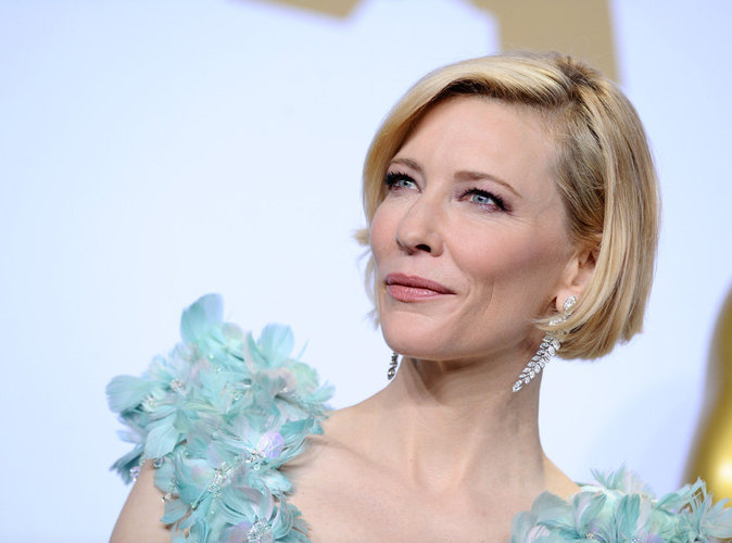 Cate Blanchett : elle va se partager le dossier des réfugiés avec Angelina Jolie !