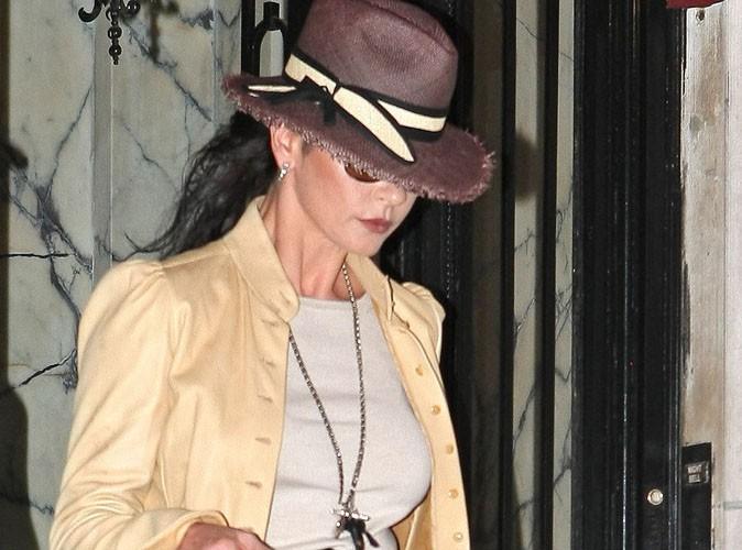 Catherine Zeta-Jones soignée pour troubles bipolaires !