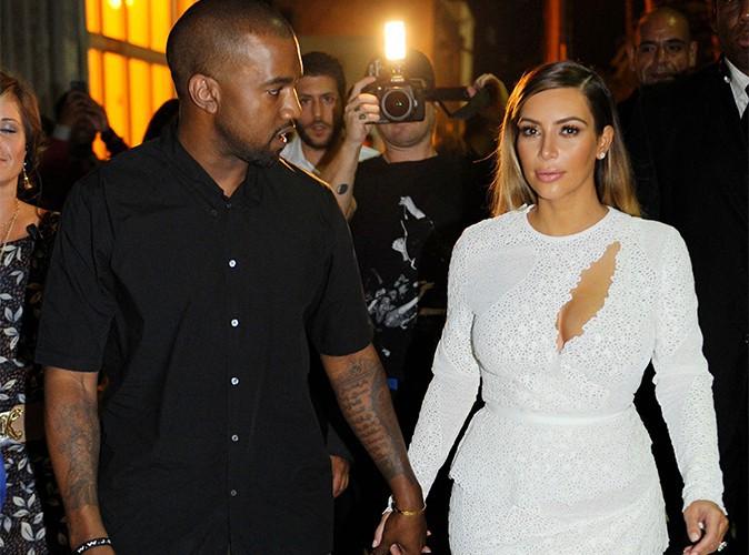 """Célébritweets n°8 : Kanye West ne """"follow"""" que sa fiancée Kim Kardashian !"""
