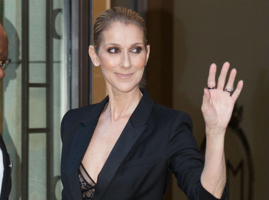 Céline Dion drague un journaliste pour ne pas exposer sa relation à Pepe Munoz !