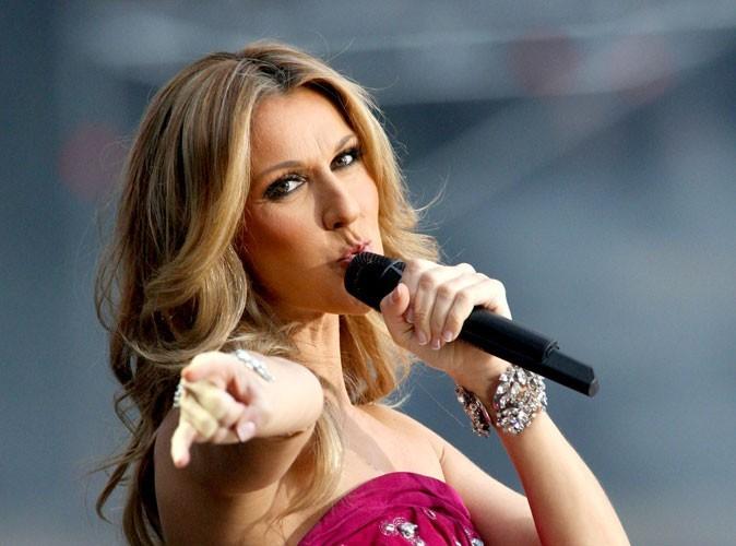 Céline Dion : elle a trouvé les parrains de ses jumeaux !
