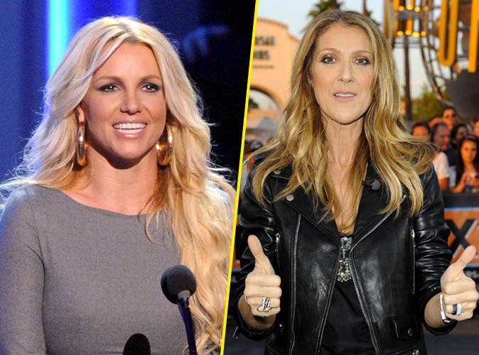 Céline Dion : elle conseille Britney Spears pour Las Vegas !