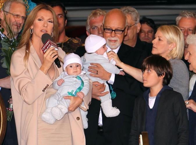 Céline Dion : elle fait découvrir à ses jumeaux le monde merveilleux de Disney !