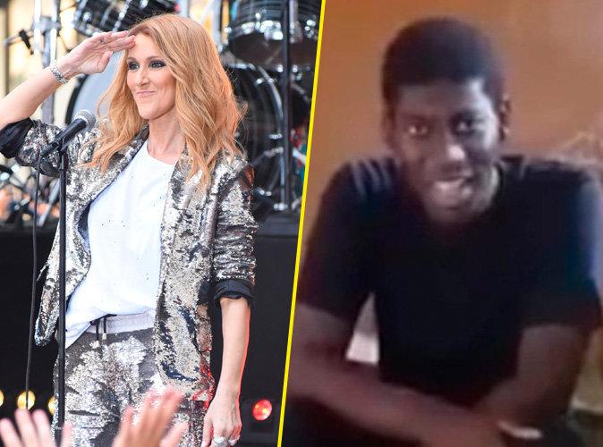 Céline Dion : elle répond au jeune gabonais qui fait le buzz !