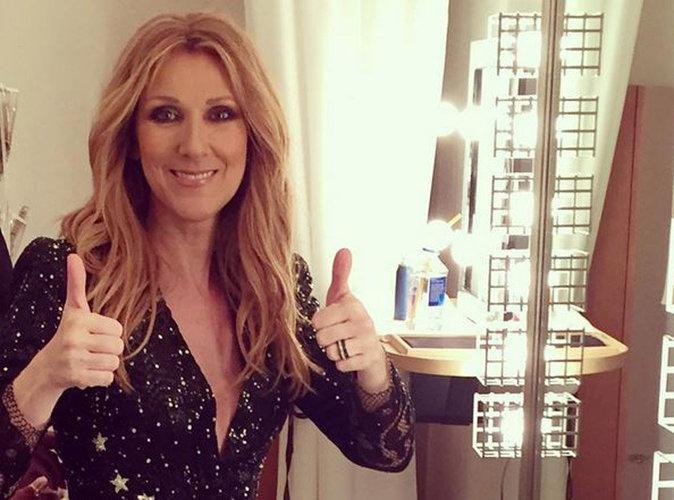 """Céline Dion prend une pause et remercie ses fans : """"René serait fier"""" !"""