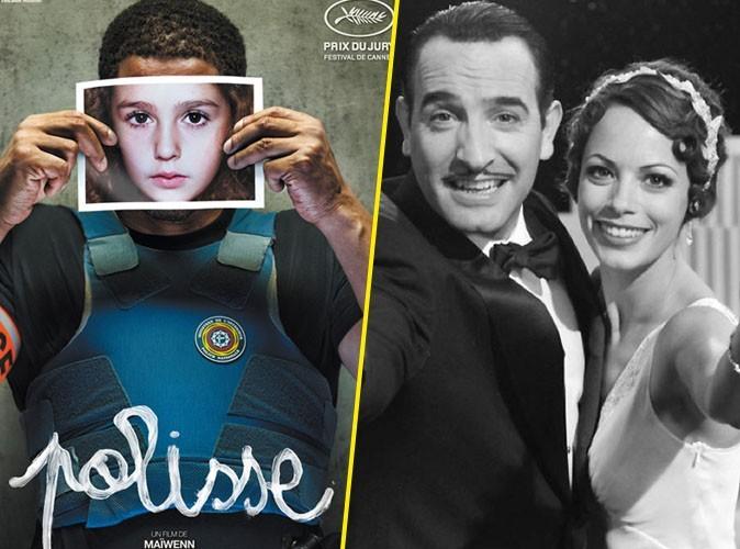 César 2012 : Polisse et The Artist en tête des nominations !