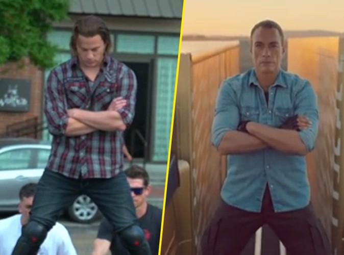 Channing Tatum : découvrez sa parodie du grand écart de Jean Claude Van Damme !