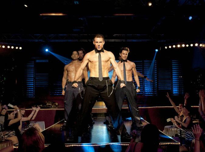 Channing Tatum révèle une anecdote hilarante sur son passé de strip-teaseur