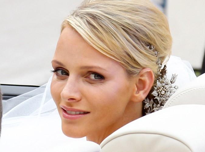 """Charlène de Monaco : les larmes à son mariage ? Seulement les """"émotions """"!"""