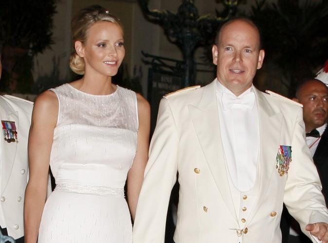 Charlène et Albert de Monaco : Chic et tout sourire pour leur réception de mariage en Afrique du Sud !