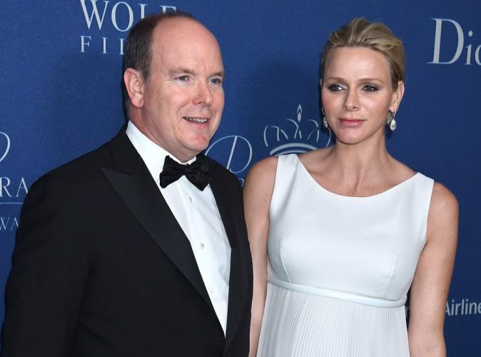 Charlène et Albert II de Monaco : découvrez le prénom de leurs bébés !