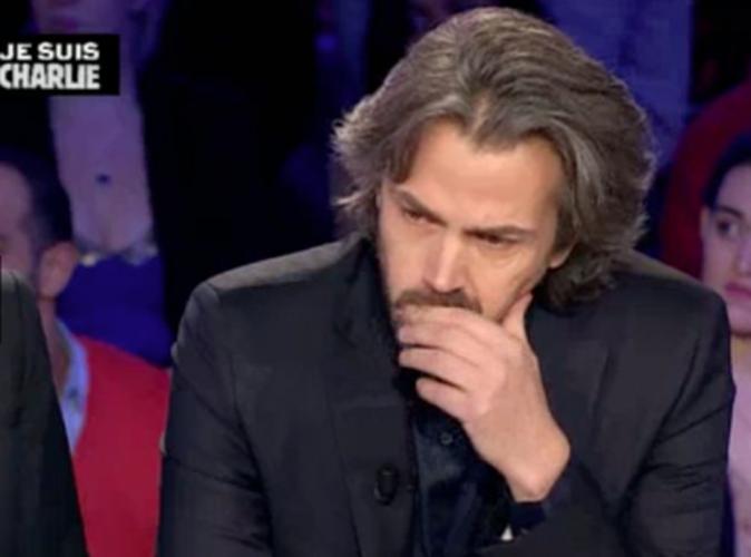 Charlie Hebdo : Aymeric Caron : il craque et quitte le plateau d'On n'est pas couché…