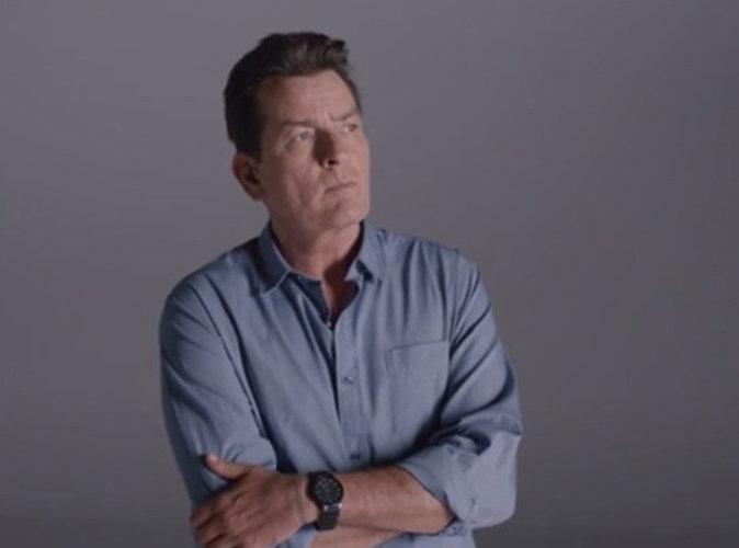 Charlie Sheen invite les stars à révéler leur séropositivité