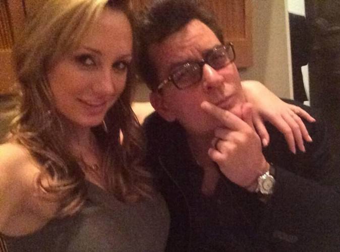 Charlie Sheen laisse tomber son actrice X !