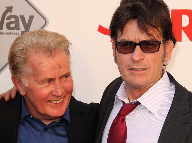Charlie Sheen : séropositif, il peut compter sue le soutien de son père !