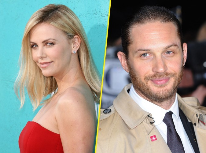Charlize Theron et Tom Hardy : c'est la guerre sur le plateau de Mad Max !
