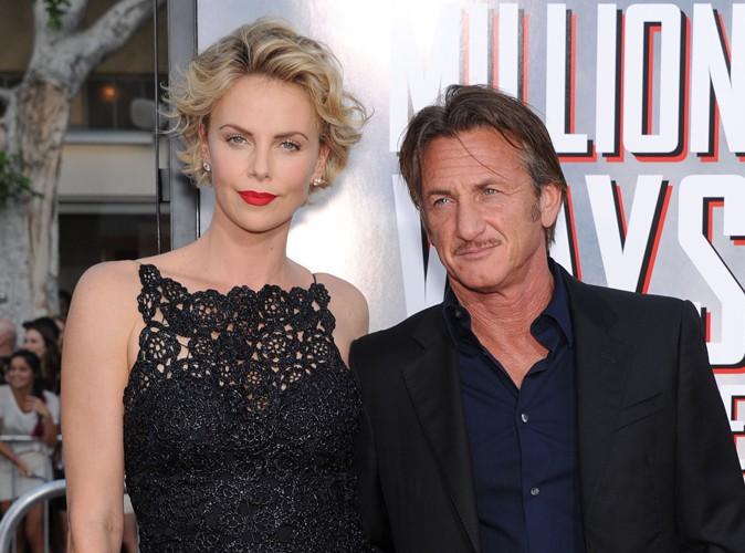 "Charlize Theron évoque Sean Penn : ""Il rend ma vie plus belle"""