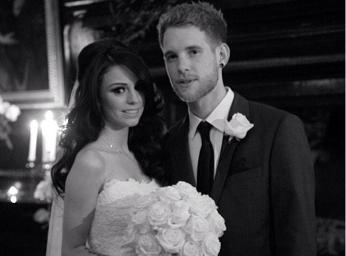 Cher Lloyd : la jeune chanteuse anglaise s'est mariée !