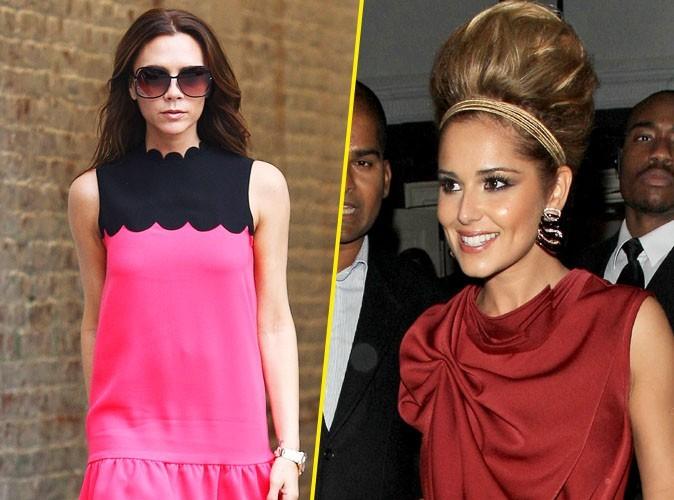 Cheryl Cole complètement fan de Victoria Beckham... Hélas, ce n'est pas réciproque !