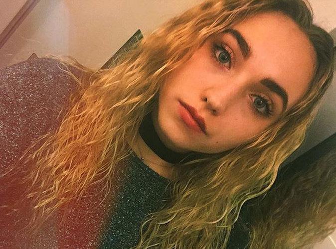 Chloé Jouannet : la fille d'Alexandra Lamy se dévoile topless sur la toile !