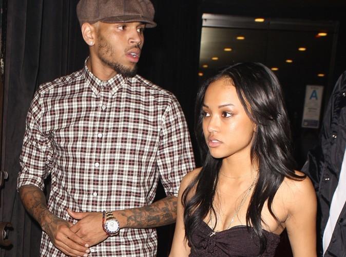 Chris Brown célibataire ? Karrueche Tran l'aurait largué !