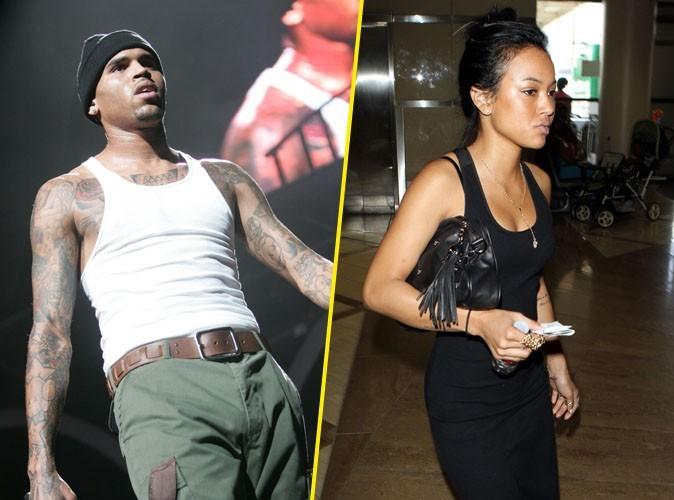 Chris Brown : déclaration d'amour à sa belle Karrueche, Rihanna oubliée ?