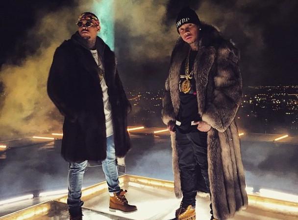 Chris Brown : découvrez son nouveau clip en duo avec Tyga !