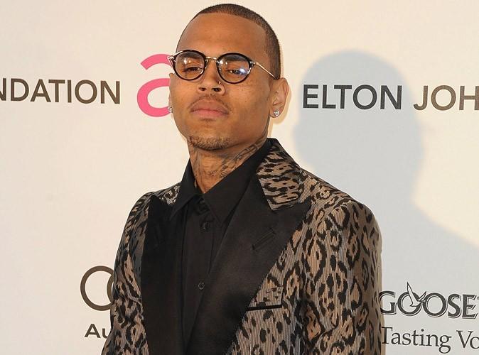 Chris Brown dérape en public à propos de Rihanna !