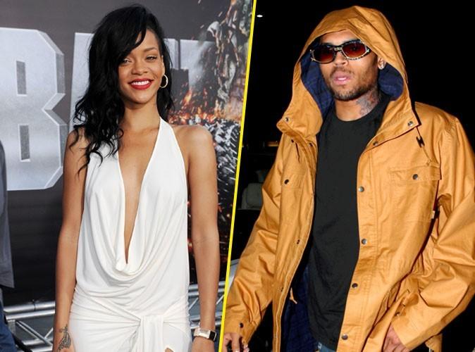 Chris Brown en a marre que Rihanna revienne sur le passé !