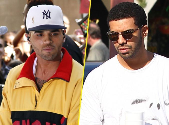 Chris Brown et Drake : un promoteur veut qu'ils s'affrontent sur le ring !