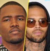 Chris Brown : grosse bagarre avec le chanteur Frank Ocean !