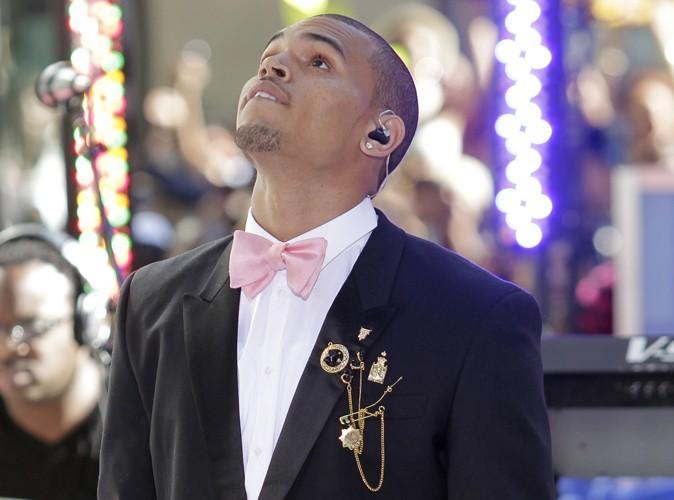 Chris Brown : il a retrouvé la fan qui lui avait rendu sa Rolex !