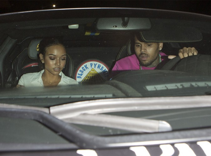 Chris Brown : il accuse Karrueche de l'avoir trompé avec Drake quand il était en prison !