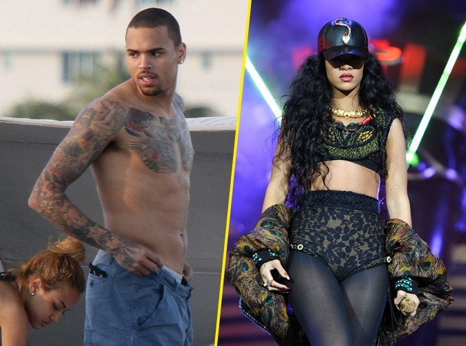 Chris Brown : il demande à Rihanna d'arrêter les déboires !