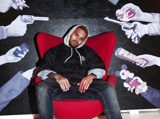 Chris Brown : il fait tout comme son ex Rihanna !