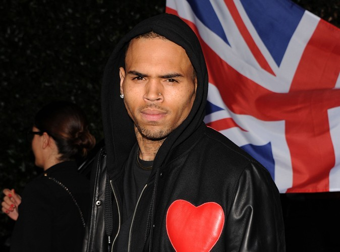 Chris Brown : il fait un scandale pour 10$ !