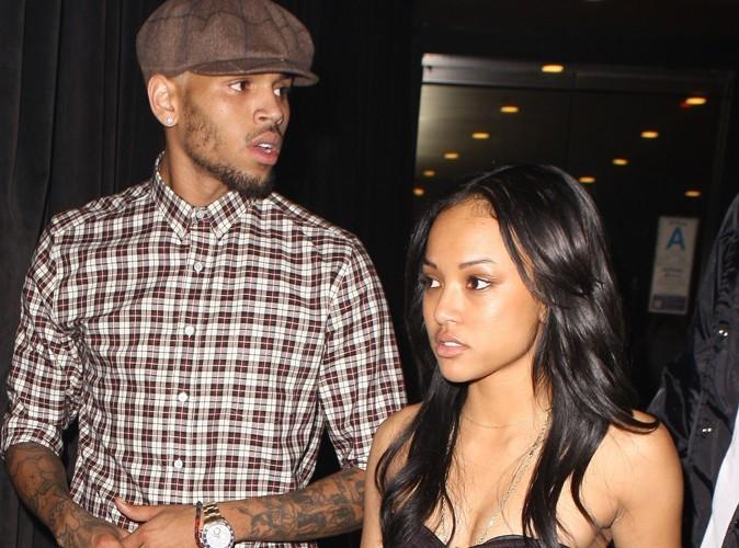 Chris Brown : Karrueche Tran a emménagé chez lui !